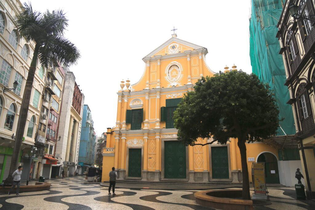 3D 聖母玫瑰堂,最真實的修復記錄