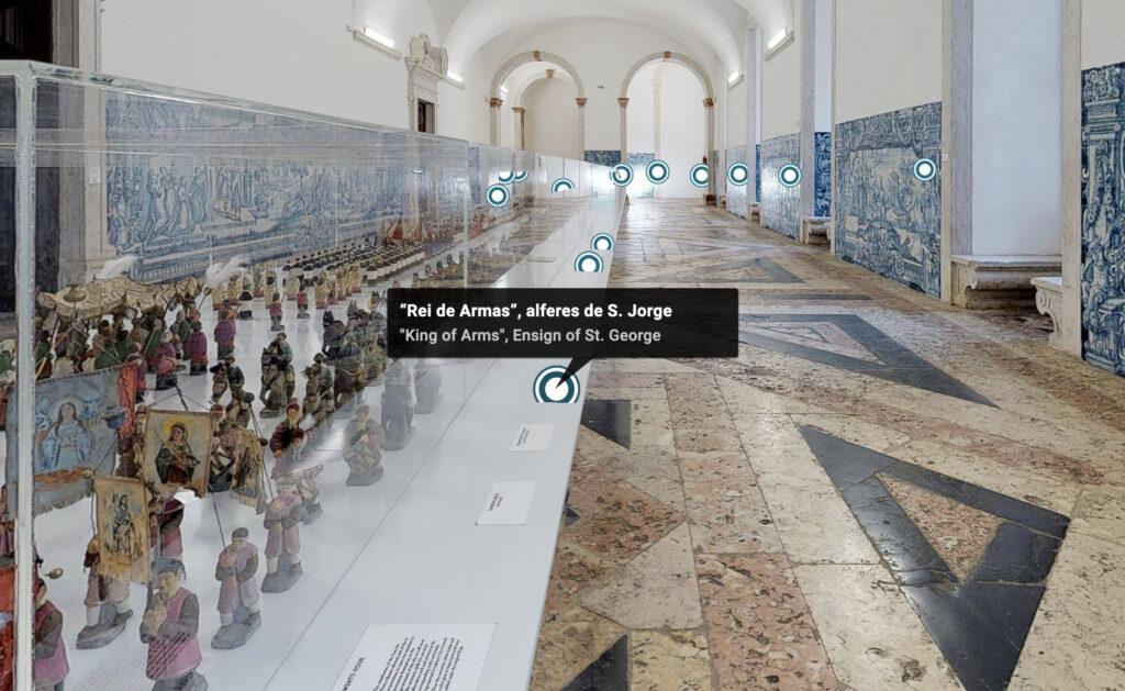 VR360 剎那的會展 讓它永久留存-國外應用
