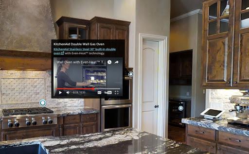 添加標籤,向客戶更好地解釋您的設計理念和設計效果; 澳門室內設計裝修將會引入VR360和3D工具